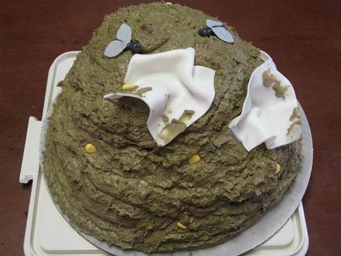 Obrzydliwe torty 19