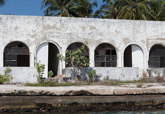 Opuszczone wyspy kolumbijskiej mafii 23
