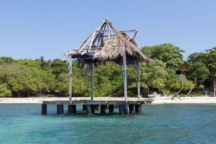 Opuszczone wyspy kolumbijskiej mafii 20