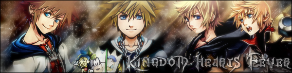 Kingdom Hearts Fever Rkiixylz