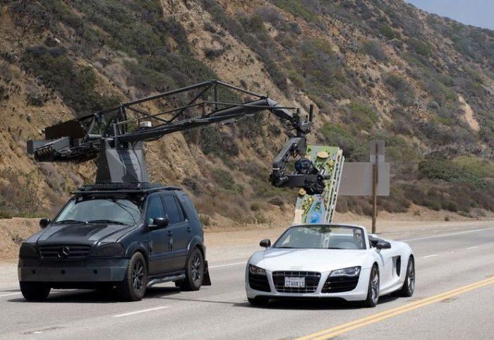 Za kulisami filmów: Iron Man 2 11