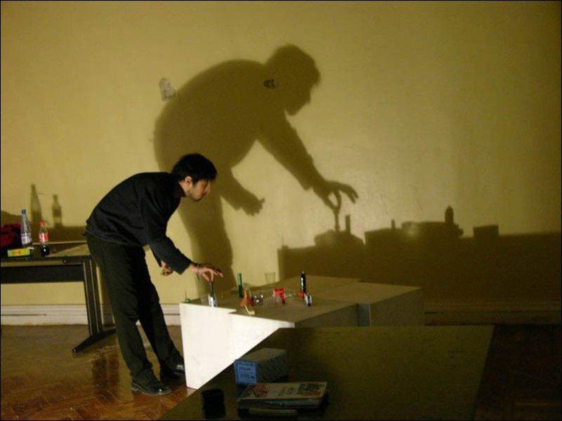 Sztuka cienia #2 7