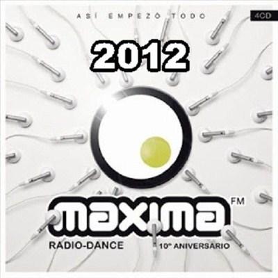 Maxima FM 10 Aniversario (2012) [Multi]