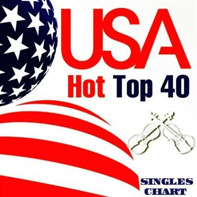 USA Hot Top 40 Singles Chart 22 September (2012) [Multi]