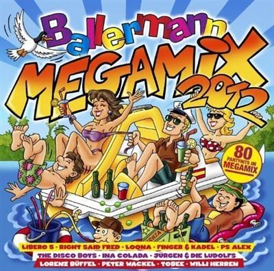 Ballermann Megamix 2012 (2012) [Multi]