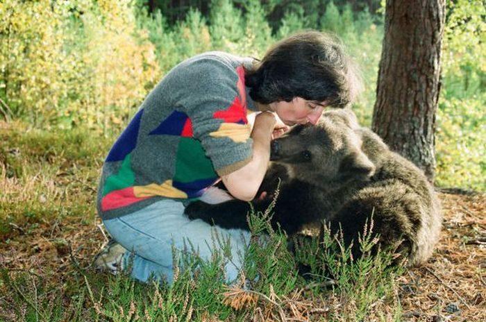 Porzucony niedźwiadek 21