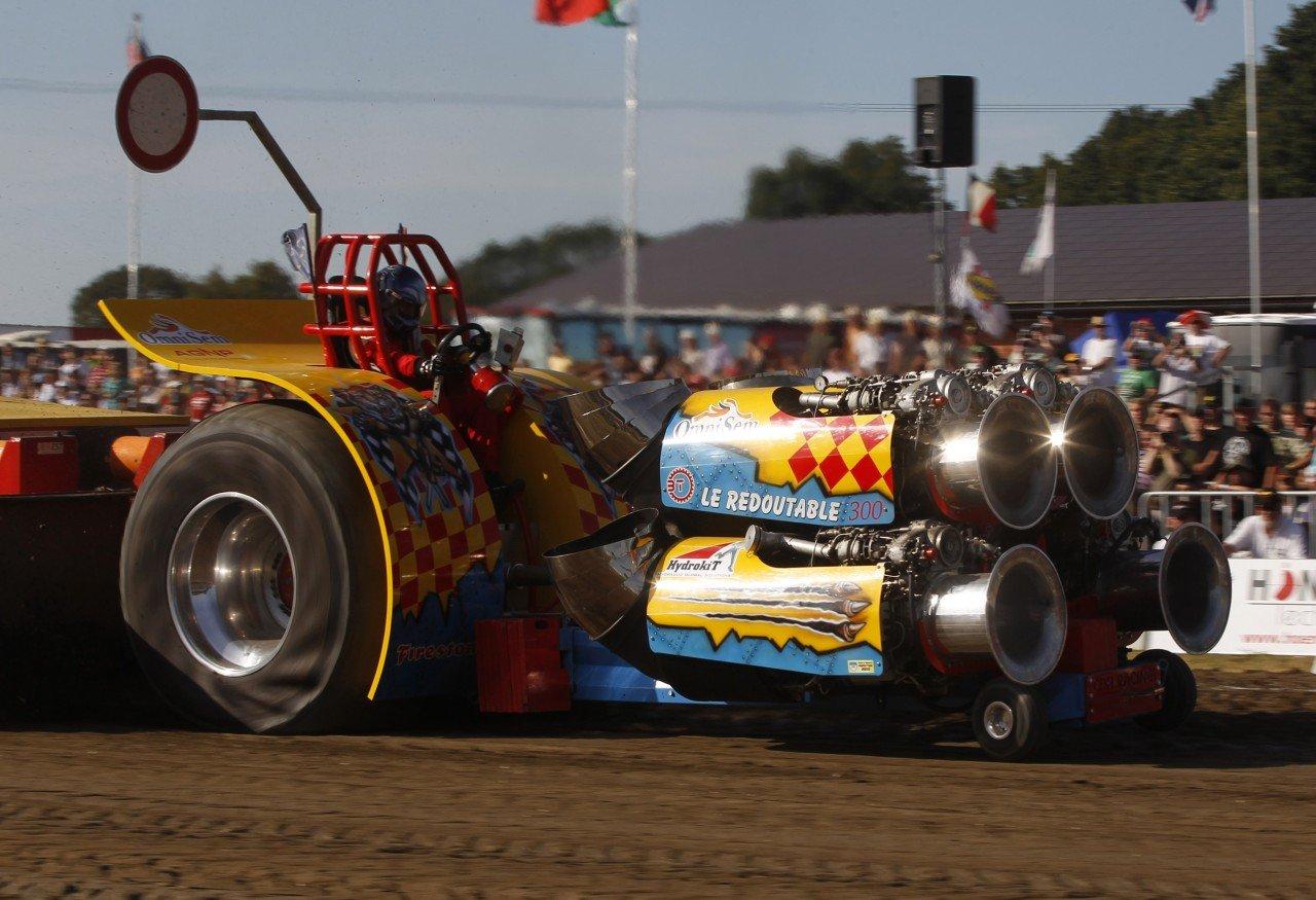 Wyścigi traktorów #3 5
