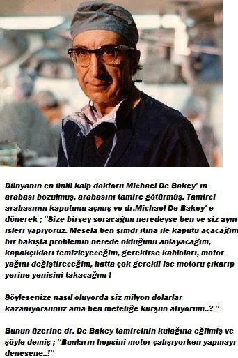 9nozg55x - Dr.De Bakey'nin Araba Tamircisinden Fark�